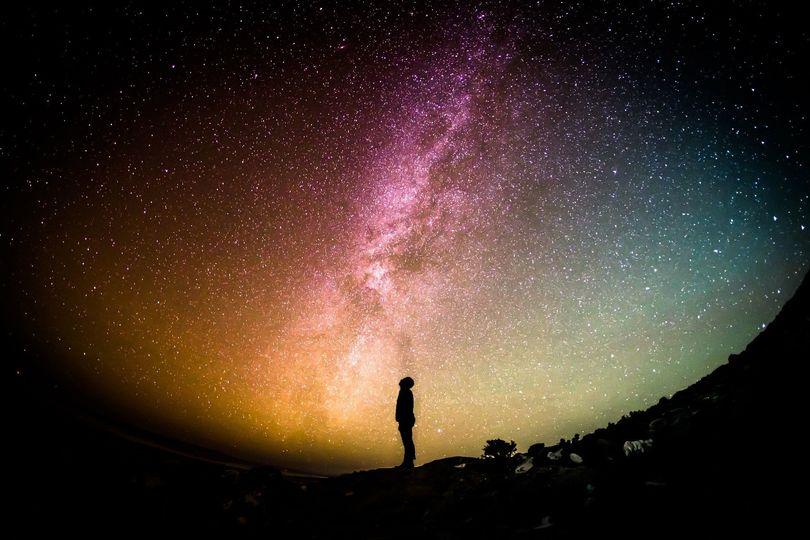 L'homme face à l'univers